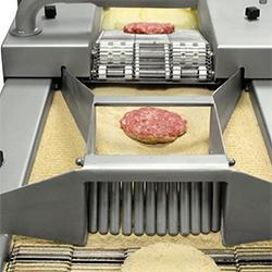 Crumbing Machines
