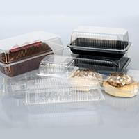 Rectangular Cake Containers