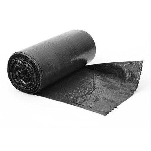 BAG LDPE PALLET BLACK 50UM (50/ROLL)