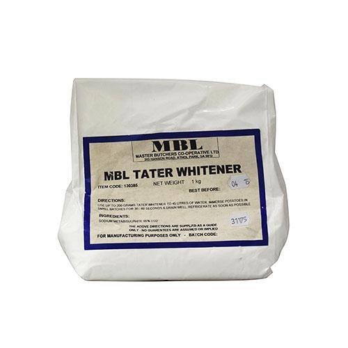 WHITENER MBL TATER