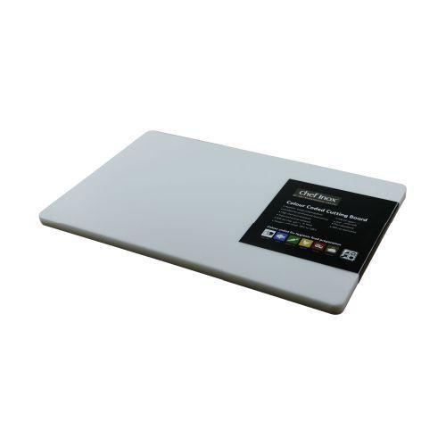 Board Ctg White 530 X 325 X 20mm Kitchen Baking