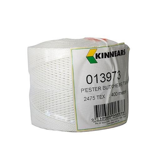 TWINE POLYESTER H/D 2475 TEX (400MT)