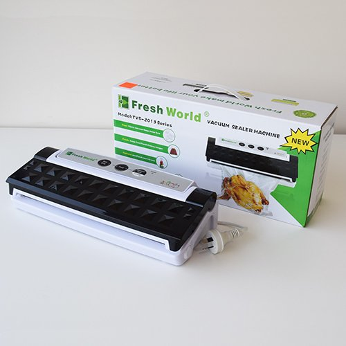 FRESH WORLD VACUUM MACHINE - DOMESTIC