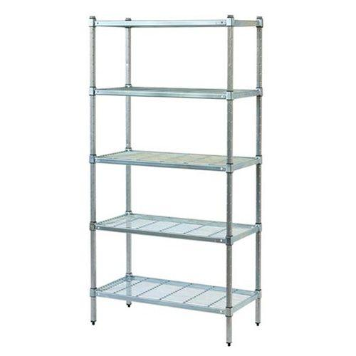 SHELVING WIRE 4TIER 1800X450X1800 DNS
