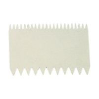 DOUBLE SIDE COMB 110X75MM - Click for more info