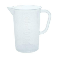 JUG-PLASTIC 1LTR-THERMO - Click for more info