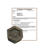 WEIGHT - CERTIFICATE OF COMPLIANCE (DNS) - Click for more info