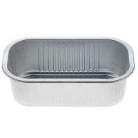 FOIL SMOOTHWALL TRAY 1080ml 6422-58 (520 - Click for more info