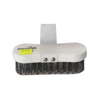 BRUSH BLOCK P/H 6850 WHITE - Click for more info