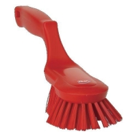 BRUSH HAND HRD 4169 RED (DNS) - Click for more info
