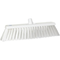 BROOM HARD 470mm WHITE 29205 - Click for more info