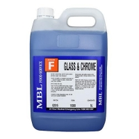 CLEANER GLASS & CHROME 5LTR - Click for more info