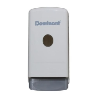 DISPENSER - SOAP DOMINANT (for PODS) - Click for more info