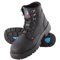 BOOT STEEL BLUE S/CAP ARGYLE S10 - Click for more info