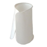 ARM GUARD PLASTIC WHITE 4010 - Click for more info