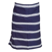 APRON P/V WAIST BLUE/WHITE - Click for more info