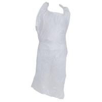APRON HDPE DISP WHITE 1450X30UM (500) - Click for more info