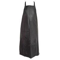 APRON L NYLON W/P BLACK - Click for more info
