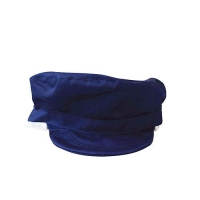 CAP PEAK WITH NET BLUE - Click for more info