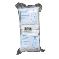 COAT DISPOSABLE WHITE (10) - Click for more info