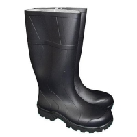 BOOT - BATA UTILITY BLACK S7 - Click for more info