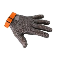 GLOVE MESH 5FINGER X/LGE ORANGE BAND - Click for more info