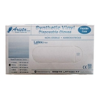 GLOVE VINYL CLEAR PWD FREE SMALL - Click for more info
