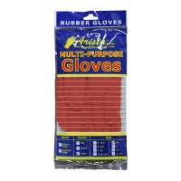 GLOVE LATEX S101/2 RED - Click for more info