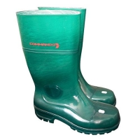 BOOT - SKELLERUP GRN S/CAP A/SIZE (DNS) - Click for more info