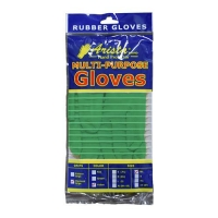 GLOVE LATEX S101/2 GREEN - Click for more info