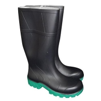 BOOT - BATA JOBMASTER III BLK S8 - Click for more info