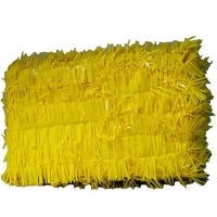 MAT IMIT GRASS YELLOW 6'X3' (DNS) - Click for more info