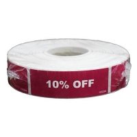LABEL - 10% OFF  (1000) (DNS) - Click for more info