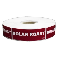 LABEL - BOLAR ROAST (1000) (DNS) - Click for more info