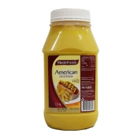 MUSTARD AMERICAN 2.5KG - Click for more info