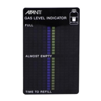 INDICATOR MAGNETIC GAS BOTTLE LEVEL - Click for more info