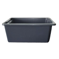 CRATE 10 52L GREY NALLY IH051 (DNS) - Click for more info