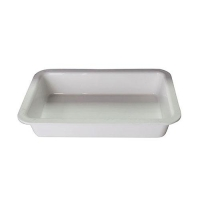 TRAY 12 X 8 X 2inch WHITE - Click for more info