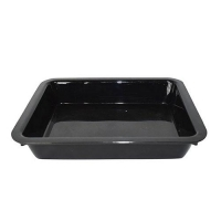 TRAY 16 X 12 X 2 BLACK - Click for more info