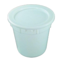 TUB 67LT (15GAL) WHITE IP015 - Click for more info