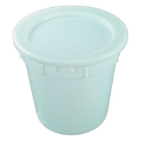 TUB 84LT (18GAL) WHITE IP018 - Click for more info
