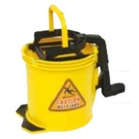 BUCKET MOP W/ROLLERS (EDCO) - Click for more info