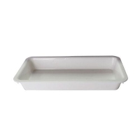 TRAY 16 X 8 X 2 WHITE - Click for more info
