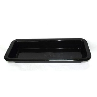 TRAY 16 X 6 X 2 BLACK - Click for more info