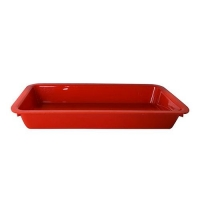 TRAY 16 X 12 X 2 RED - Click for more info