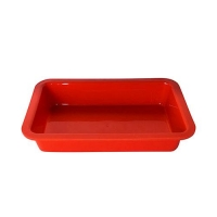 TRAY 12 X 10 X 2 RED - Click for more info