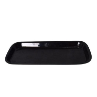 TRAY 17 X 7.5 X 1 BLACK - Click for more info