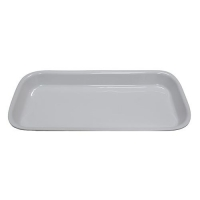 TRAY 17 X 7.5 X 1 WHITE - Click for more info