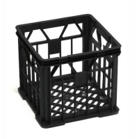 CRATE - 32L VENTILATED BLACK IH160 (DNS) - Click for more info