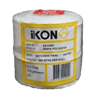 TWINE IKON BUTCHERS POLYESTER 1800TEX - Click for more info
